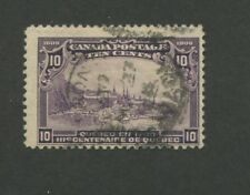 1908 Canada View of Quebec in 1700 10c Postage Stamp #101 Value