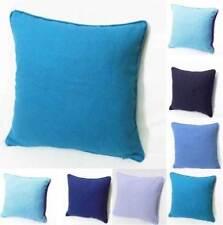 Cuscini blu senza marca per la decorazione della casa, 100% Cotone