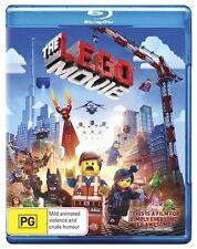 The Lego Movie (Blu-ray, 2014)