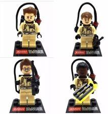 4 GOSTBUSTER NUOVI COMPATIBILE LEGO BELLESSIMI NEW SPED.VELOCE 《
