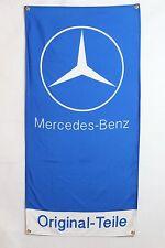 Mercedes Benz Parts Flag Banner ~amg gt3 sls c63 clr dtm nurburgring W201 clk