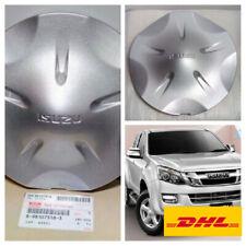 SET 4 Pcs ISUZU D-MAX GENUINE COVER CAP WHEEL PICK-UP 4WD SILVER  DMAX 2012-19