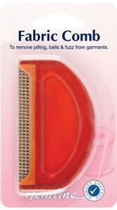 Hemline Fabric Comb x 1 H890