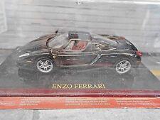 FERRARI ENZO 6.0 v12 2002 - 2004 noir black IXO ALTAYA S-PRIX 1:43