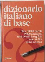 Dizionario italiano di base giunti