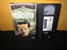 UNIVERSAL MONSTERS CLASSIC COLLECTION: FRANKENSTEIN (VHS)