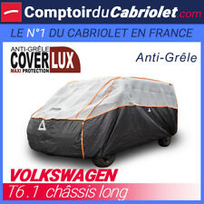 Housse Volkswagen T6.1 châssis long - Coverlux : Bâche protection anti-grêle
