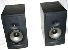 "Infinity RS 2 Reference Series II 100 Watt 5-1/2"" Bookshelf Monitors Speakers"