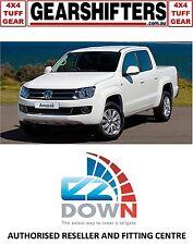 VW AMAROK NO TORSION BAR PRE MY12.5 EZDOWN TAILGATE DESCENT ASSIST KIT DIY FIT