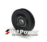 DRIVE BELT TENSIONER PULLEY LANDCRUISER PZJ70/73 HZJ75/80/70/105/R FJ80R 1HD 1HZ