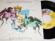 "7"" - Electric Light Orchestra / Rock ´n´ Roll is King & After all - 1983 # 2223"