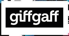 giffgaff 20gb Data Unli Call Text SIM Card Gifgaf Sims Gif GAF PAYG