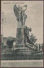 ISPICA (SPACCAFORNO) monumento ai caduti