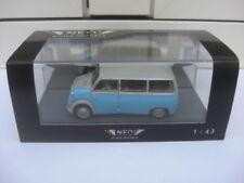 Lloyd LT500 1955 pale blue grey top NEO 43870 MIB 1:43 goggomobil tatra isetta