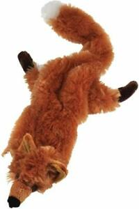 FOX Stuffing-Free Crazy Critters Squeaking Dog Toys As Seen On TV