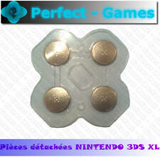 pastilles touches boutons ABXY electro button circuit PCB pad nintendo 3DS XL