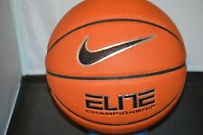 "Nike Elite Championship 28.5"" Intermediate Indoor Basketball New See Pictures"