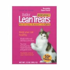 Butler NutriSentials Lean Treats For Cats, 3.5 oz, 10 Pack