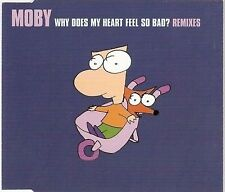 Moby Maxi CD Why Does My Heart Feel So Bad? (Remixes) - Germany