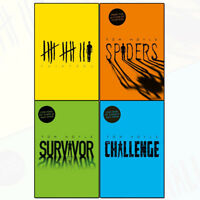 Tom Hoyle Thirteen Collection 4 Books Set Spiders Survivor The Challenge PACK