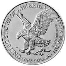 USA - 1 Dollar 2021 - Silver Eagle - Neues Design - 1 Oz Silber ST