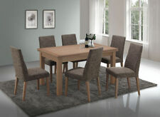 Oak Extending Dining Furniture Sets
