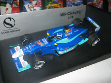 1:18 Sauber Petronas showcar F. Massa 2002 MINICHAMPS 100020098 OVP new 1of1002