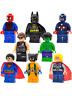 Marvel Mini Figures Fits Lego Great Quality Uk Seller Fast and Free Post