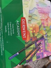 Derwent Academy Colour Pencils x 24. New
