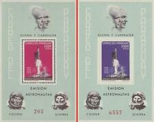 Paraguay 1964 Usa in Space x2 S/S Mnh Cv$49.00
