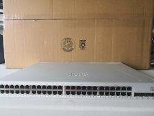 Cisco Meraki Ms220-48Lp Rack-Mountable Network Device
