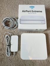 Apple AirPort Extreme Wireless Router 3rd Ge. (MB7630LL/A) A1301