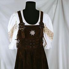 Landhaus German Dirndl Dress & Blouse Size 42-44 (US 10-12) Octoberfest