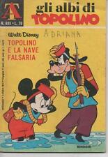 1972 10 08 - GLI ALBI DI TOPOLINO - WALT DISNEY - N. 935 - 08 OTTOBRE 1972