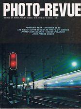 Photo Revue Dec 1976:Louis daguerre Jean pierre sudre