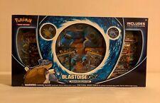 Pokemon Trading Card Game-Blastoise GX-Premium Collection Box