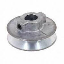 """NEW CHICAGO DIE CASTING 6110670 2"""" X 3/4"""" BORE SINGLE GROOVE V-BELT PULLEY"""