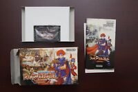 Game Boy Advance Fire Emblem The Binding Blade boxed Japan GBA game US Seller