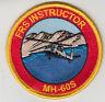 HSC-2 FLEET ANGELS FRS INSTRUCTOR MH-60S SHOULDER PATCH