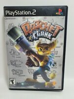 Ratchet & Clank - No Manual (Sony PlayStation 2, 2003) UNTESTED