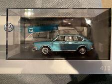Minichamps Volkswagen VW 411 Typ 4 von 1968, ,1:43 Werbemodell OVP