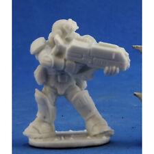 RPG Miniatures Reaper Minis Chronoscope Bones: Slyder, IMEF Trooper