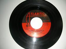 J. Geils Band - Where Did Our Love Go / What's Your Hurry 45 Atlantic VG+ 1976