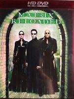 HD DVD - MATRIX RELOADED - KEANU REEVES