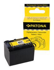 Batteria Patona 1500mah per Sony FDR-AX100,FDR-AX100E,FDR-AX30,FDR-AX33,FDR-AX40