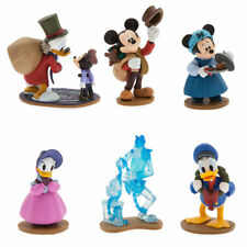Mickey's Christmas Carol Figures PlaySet, NEW