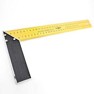350 mm 35 cm 90° Anschlagwinkel Winkelmesser Schreinerwinkel Tischlerwinkel