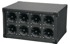 Pyle PAHT8 300w 8 Way DJ PA Party Disco Tweeters Passive Speaker Cabinet