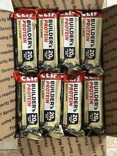(44ct) Clif Builder's Protein Bar Vanilla Almond Exp 05/19/20