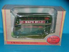 AUTOBUS - AEC RT BUS LONDON TRANSPORT - EXCLUSIVE FIRST EDITION - 1/76